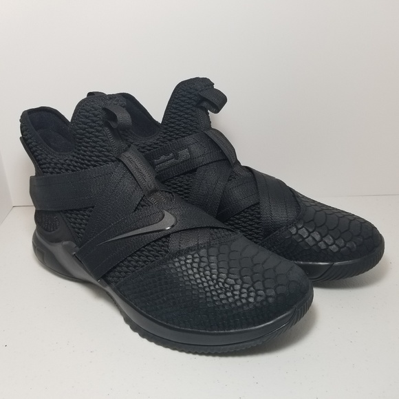 best website 9ed32 9a464 Size 13 Nike Lebron James Soldier 12 Shoes